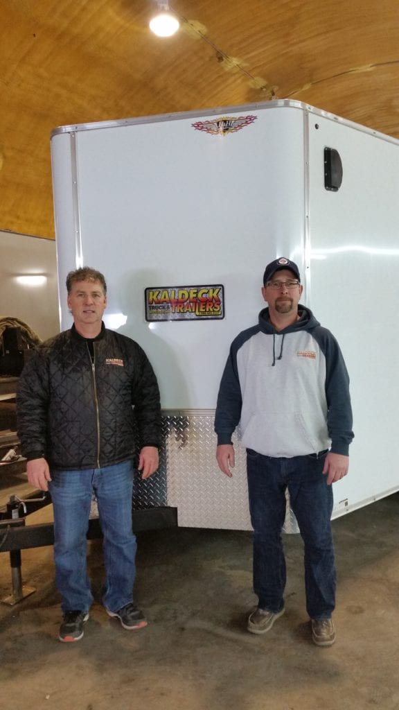 Kaldeck Truck and Trailer